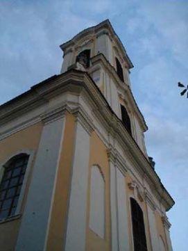 Péter-Pál templom, volt Csiprovacska templom