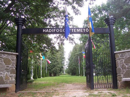 I. világháborús hadifogoly-temető, Ostffyasszonyfa