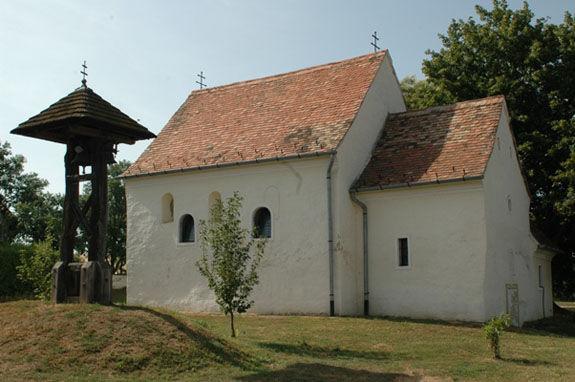 Szent Mihály templom - Árpádkor