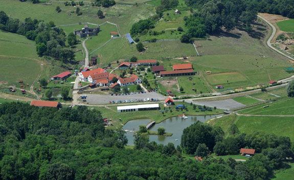 Katica Tanya Élményközpont, Patca