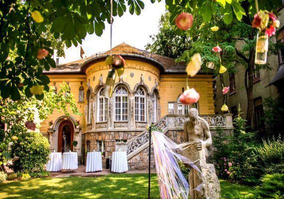 Ádám Villa, Budapest