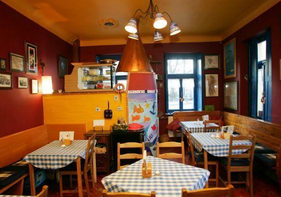 Adria Café & Tea Shop, Szentendre