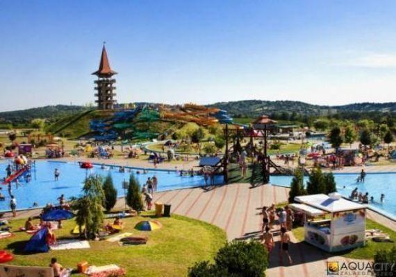 Aquacity Vízicsúszda- és Élménypark, Zalaegerszeg