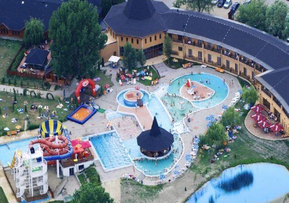 Aqualand Termálfürdő, Ráckeve