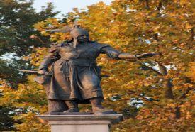 Árpád szobor