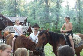 Balogh Péter - lovaglás és ökotúrák
