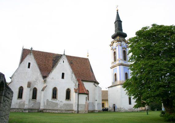 Nagyboldogasszony Szerb Ortodox templom, Ráckeve