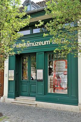ZUGFŐZDE Pálinkamúzeum