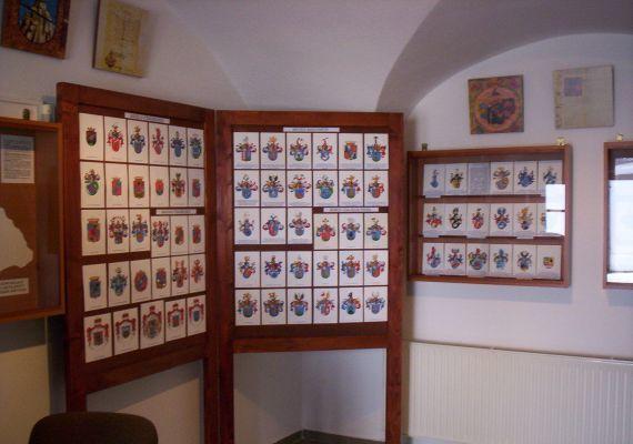 Címer- és fegyvertörténeti gyűjtemény, Pápa