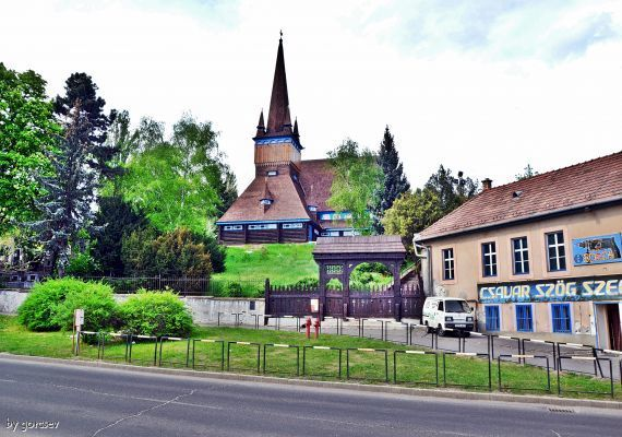 Deszkatemplom, Miskolc