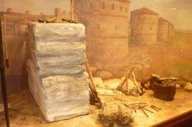 Fenékpuszta (Valcum) római romjai