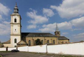 Ferences rendház és templom