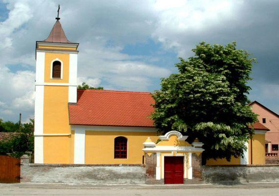 Görögkeleti Szerb Templom, Villány