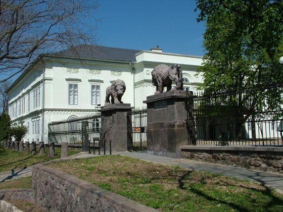 Orczy-kastély, Gyöngyös