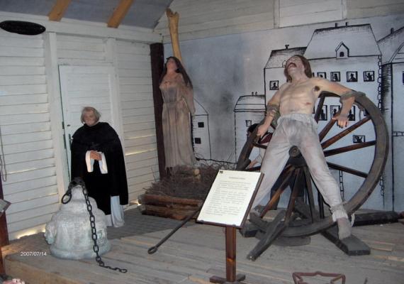 Középkori Börtönmúzeum és Panoptikum, Szilvásvárad