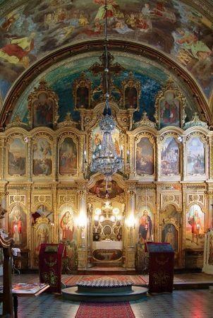Szerb-ortodox templom, Mohács