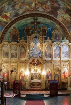Szerb-ortodox templom