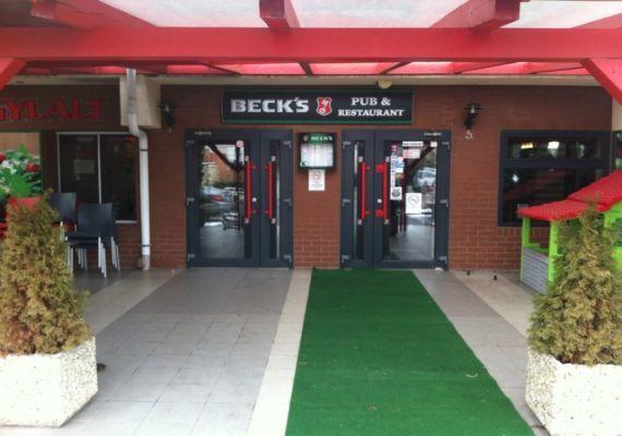 Becks Pub, Nyíregyháza