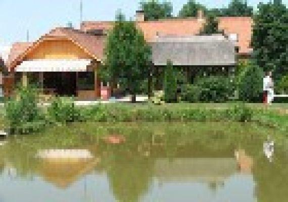 Berek Halászkert, Bajánsenye