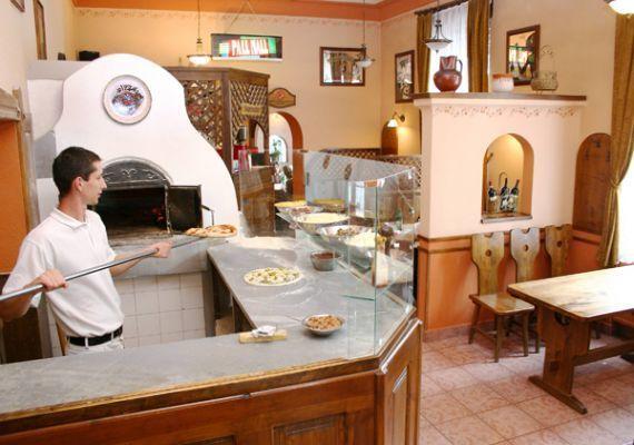 La Pergola Pizzéria, Tapolca