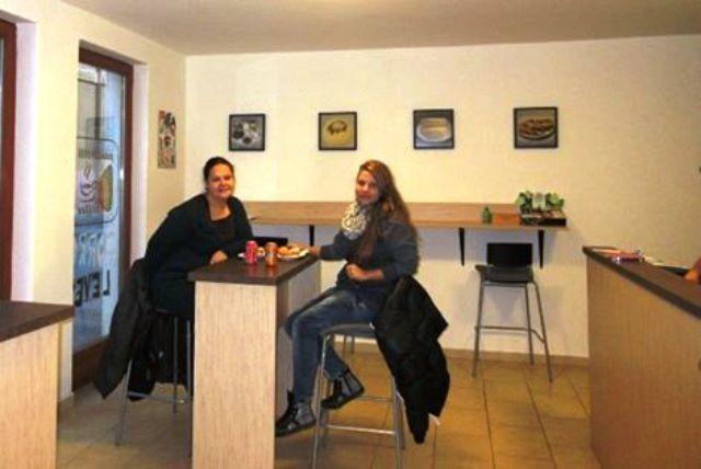 Panzerotti & Coffee, Pécs