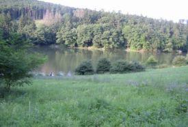 Brennbergi víztározó/ Fehér úti tó