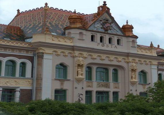 Postapalota, Pécs
