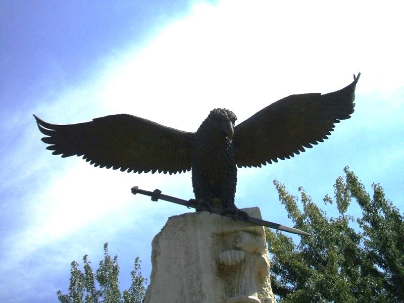 Millenniumi emlékmű, Berekfürdő