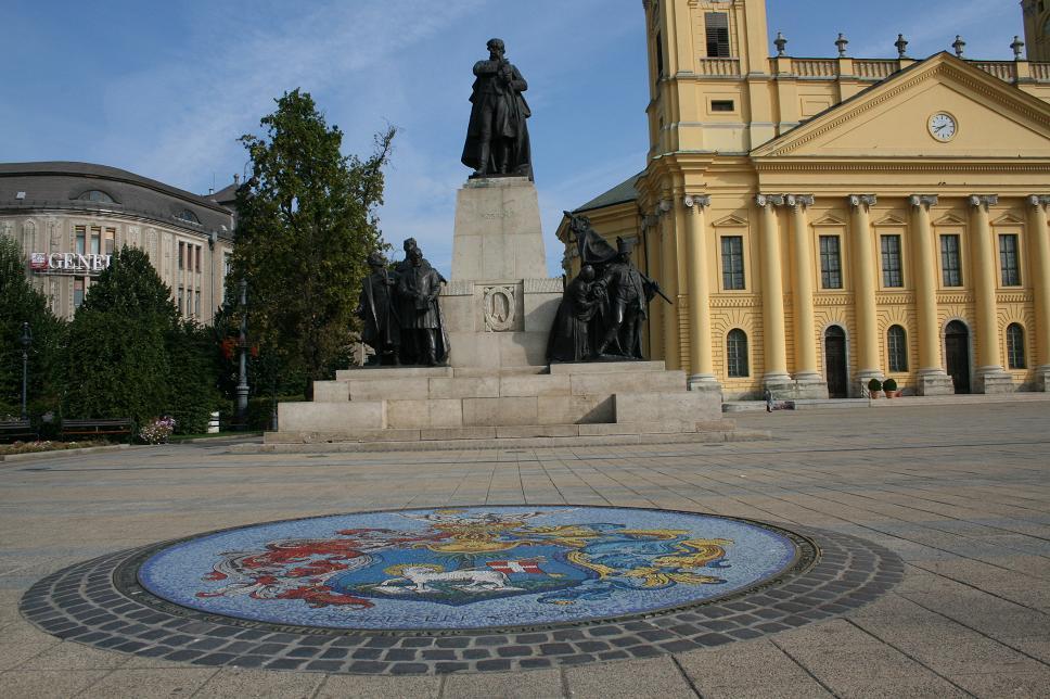 Debrecen város címere, Debrecen