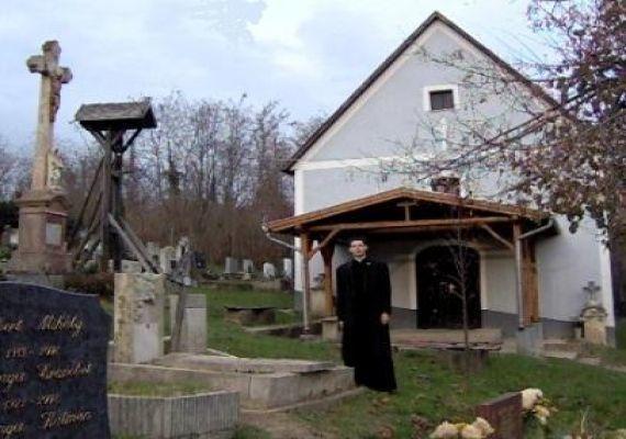 Anna kápolna, Városlőd