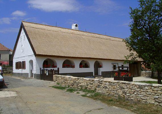 Schumacher-ház - Néprajzi Múzeum, Nagyvázsony