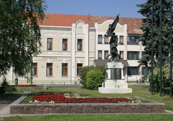 I. Világháborús Emlékmű, Tapolca