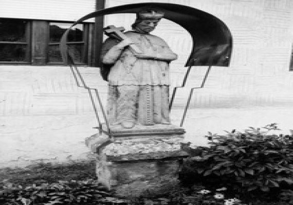 Nepomuki Szent János szobor, Mátraterenye