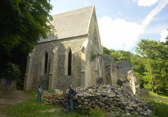 Pálos Templom és Kolostorrom, Martonyi