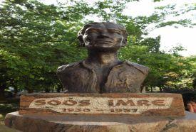 Soós Imre szobor