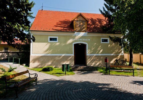 Postamúzeum, Balatonszemes