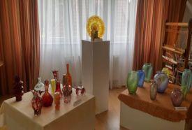 Bereki üveg Kiállítás