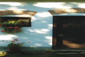 Berta János faműves állandó kiállítása