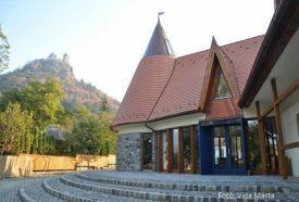 Nagy-Milc Natúrpark Látogató Központ és Várgondnokság