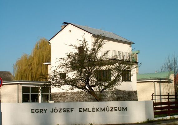 Egry József Emlékmúzeum, Badacsony