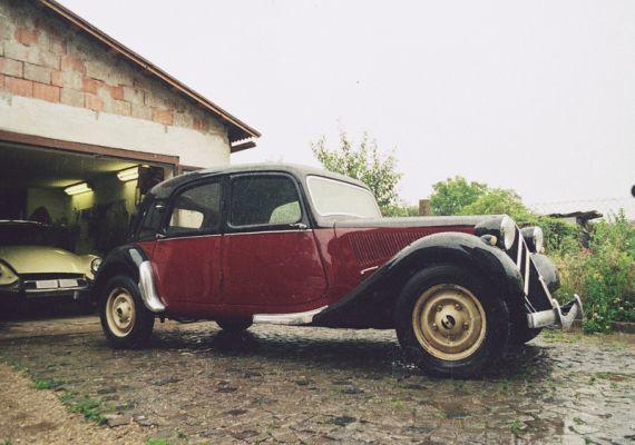 Veterán, oldtimer, youngtimer autók felújítása, átalakítása, Páty