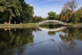 Park és Csónakázó tó