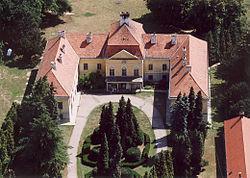 Iharosberényi Inkey Kastély parkja, Iharosberény