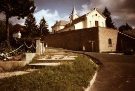 Pannonhalmi római katolikus templom
