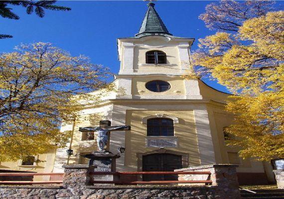 Római katolikus templom, Pomáz