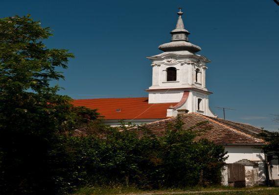 Református Templom, Kőrőshegy
