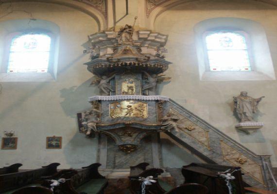 Nagyboldogasszony Templom, Tamási