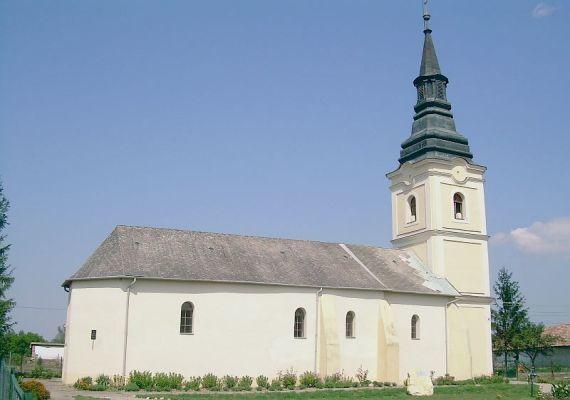 Református templom, Hernádszentandrás