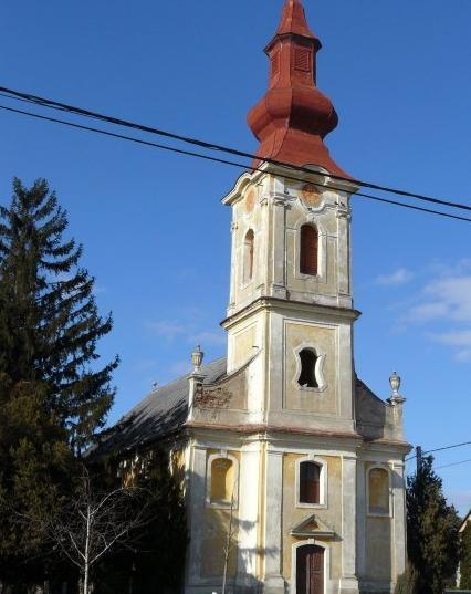 Evangélikus Templom, Bikács