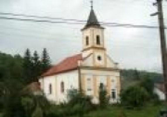 Katolikus templom, Ófalu
